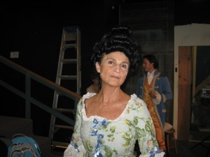 Lynn Weir as the demanding Mme Pernelle