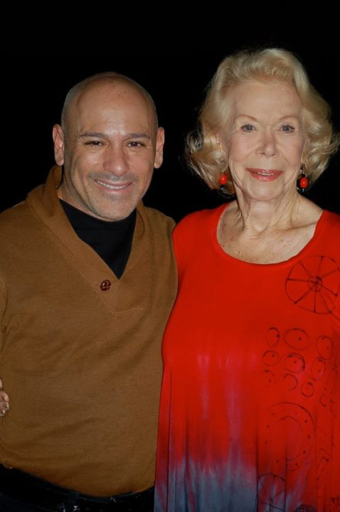 Daniel Peralta and Louise Hay